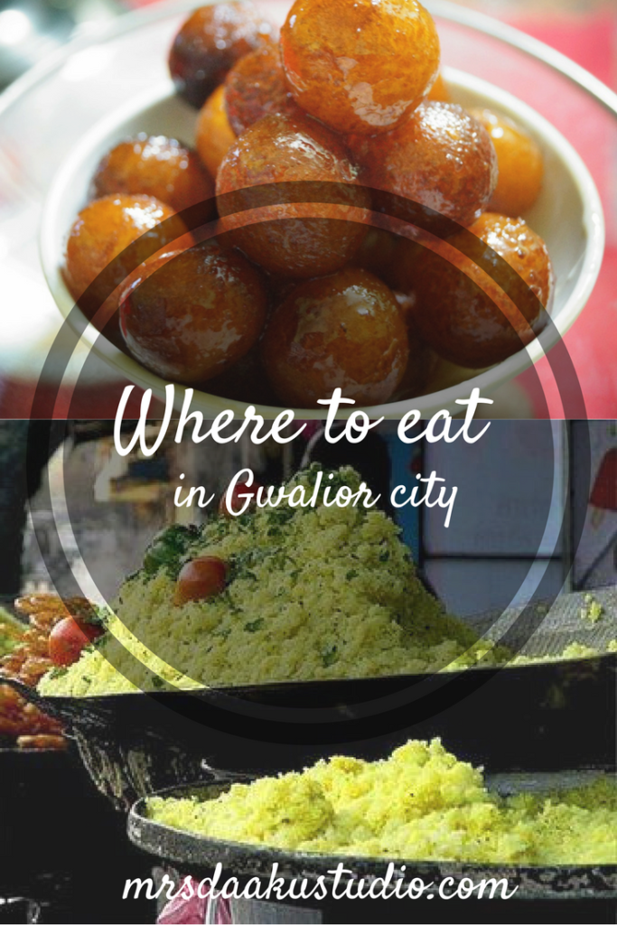 what to eat in gwalior
