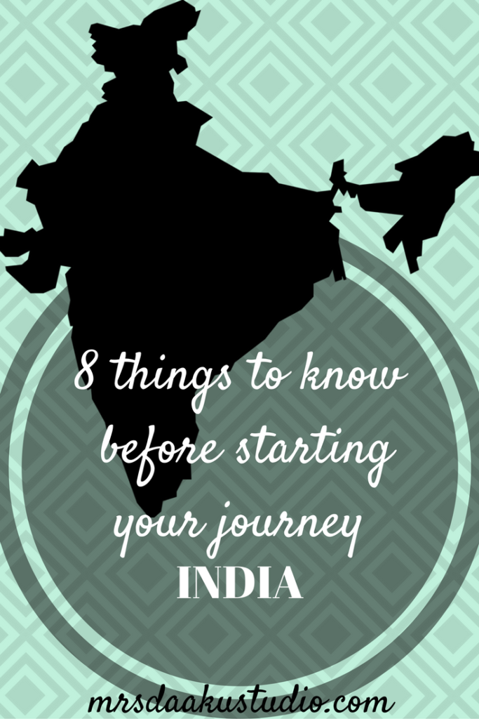 things to know before travelling to india