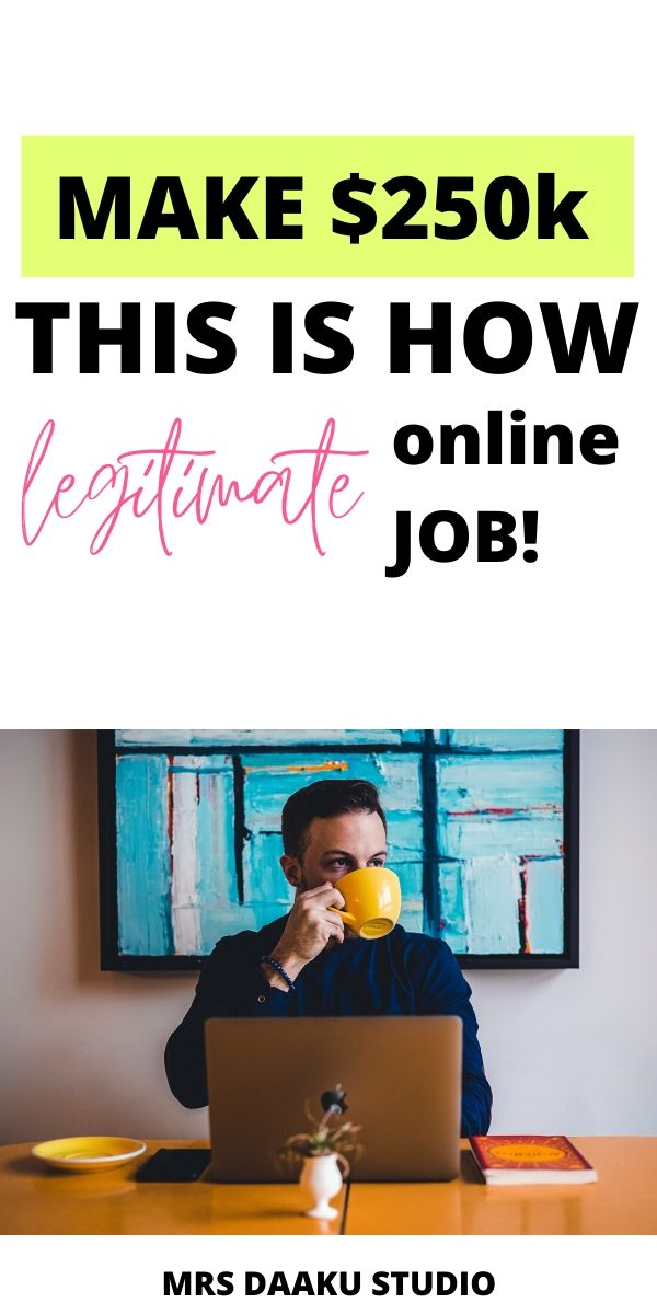 Learn how to become a freelance writer - Pinterest graphic