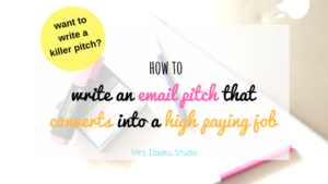 Struggling to write a killer email pitch that REALLY converts? This email is a 1500+ step by step tutorial that takes you through each part of the email. How to write a pitch email | How to write a killer cold email | email pitch to brands