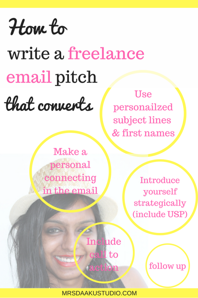 It is very important for freelancers to write an email pitch that converts into a high paying job, isn't it? but how to do it? This post is a 1500+ tutorial that takes you through each part of the email How to write an email pitch | Email pitch tips | Email pitch writing