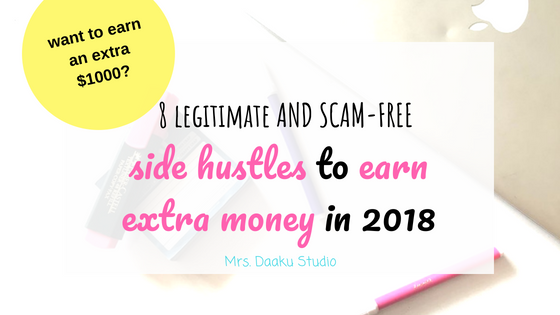 Are you looking for a side hustle that is not much trouble or investment free? Wondering how to start a side hustle? This guide talks about 8 super profitable side hustle ideas that can help you make extra cash. Side hustle for introverts | side hustle ideas