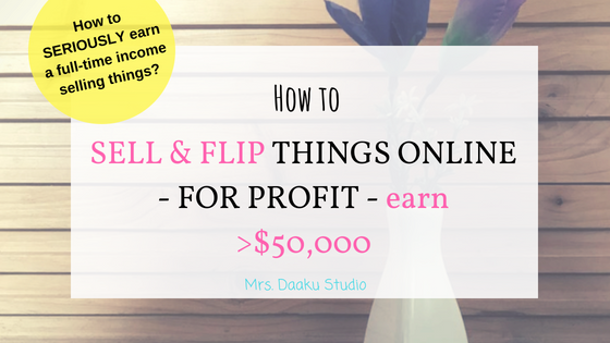 Are you looking for a part time side hustle that is easy to do and can be converted into a full time income? Well then, your wait is OVER. In this post, we discuss how flipping changed life of Melissa and Rob - a duo that now earns more than $133000 a year by flipping things for profit. Side hustle ideas | work at home jobs | side hustle ideas money | make money online | make money from home | stay at home mom jobs