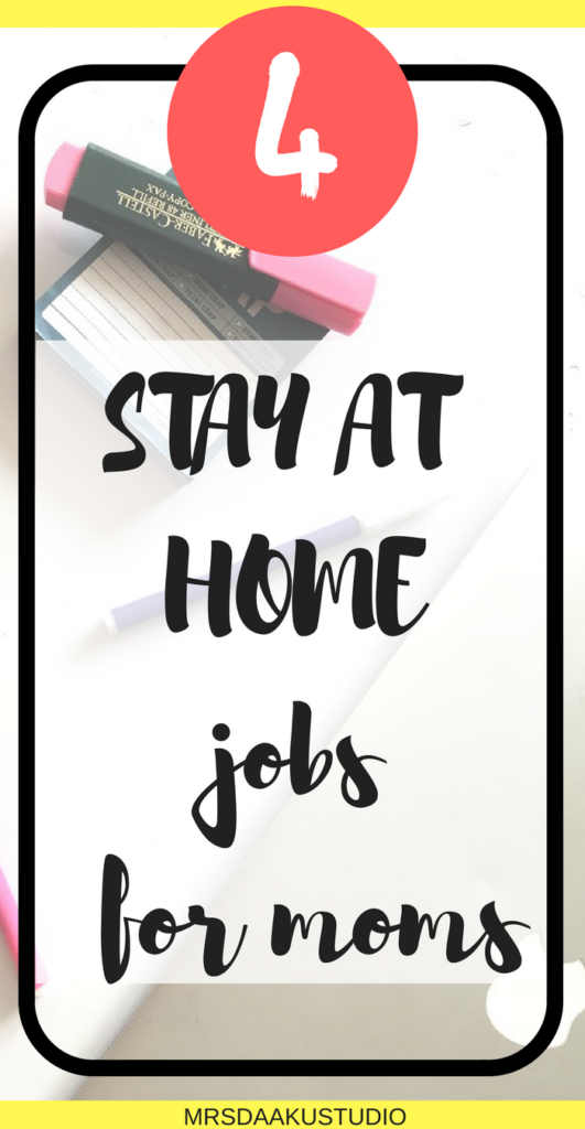 Are you a mother? Do you want to have a successful and profitable side hustle? This post is for you. It shares 4 legitimate and fun stay at home jobs for moms. Stay at home mom jobs | side hustle ideas | side hustle ideas money | side hustle ideas at home