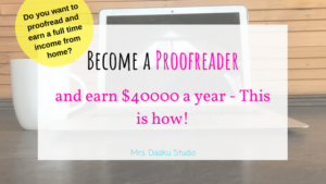 Proofreading for beginners can be tedious and confusing BUT with the RIGHT guidance you can earn a full time quickly. THIS post has that you need to start this side hustle. Transcript proofreading work at home | proofreading courses | proofreading anywhere | making money on the side | SAHM | side hustle at home