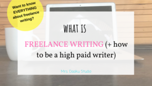 Wanting to start a side hustle or looking for a side hustle idea? Freelance writing could be it. I started out freelance writing as a beginner with no experience but in my 5th month, I was making $1400+. This is a detailed post that tells you exactly how and answers all your questions. Work at home | work at home jobs for stay at home moms | make money online | legitimate ways to make money online | ways to make extra money | side hustle for moms