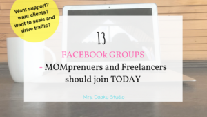 Are you looking for support to start your freelancing or work from home job? Are you looking to scale your side hustle? These 13 work from home Facebook groups is what you require. Join them today for FREE and boost your work from home career. ways to make extra money | side hustle at home | side hustle for moms | work at home no experience