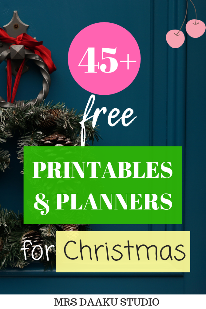 Christmas ideas on a budget is all what we look in this holiday season. This post collates the best printables, planners and saving planners there is on the internet. Download the one which suits you now. CLICK NOW