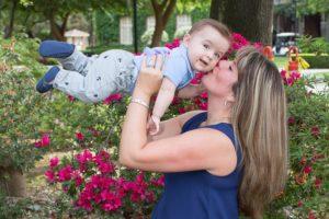 start a mom blog