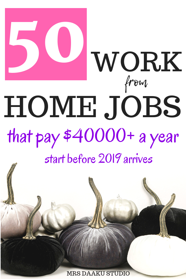 Work from home jobs for moms and dads are a blessing. But, what are your stay at home job options? In this 6000+ list, we share 50 ways to side hustle at home and making extra money on the side (along with 9-5). They are legitimate work at home options that gives you a way to make full time money online without investment. These side hustle ideas are best for stay at home moms and stay at home dads. Click now.