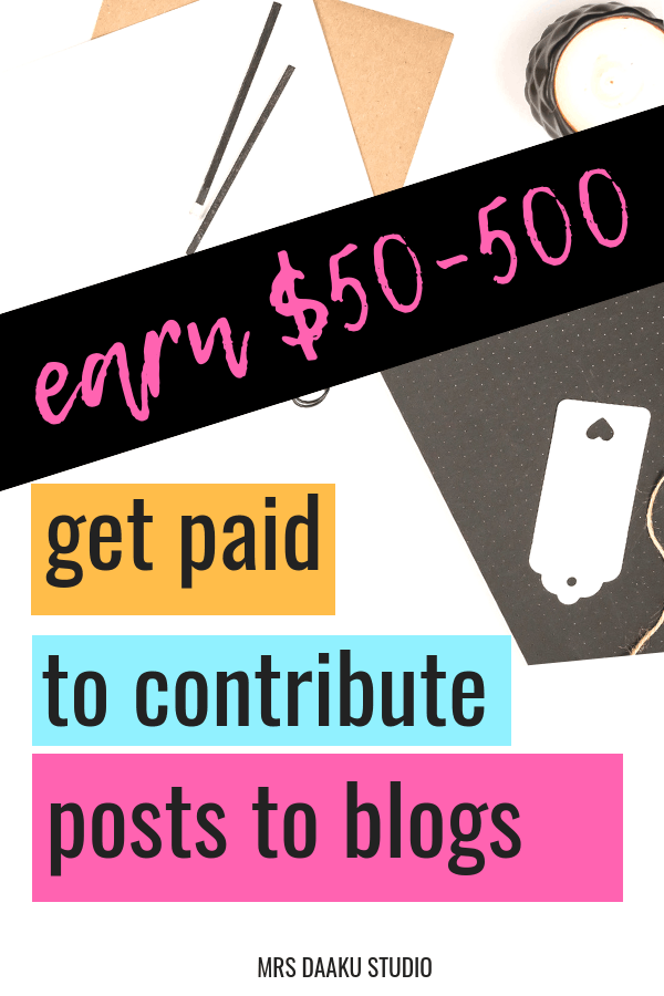 This post contains websites that pay you to write for them. You can be a freelance writer with no experience, and yet earn $50-500 for each post that you contribute. So, start making money online work from home right now