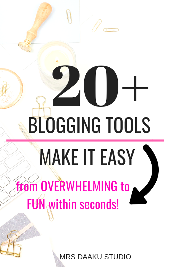 Blogging tools for beginners to make blogging easy. It helps you how to blog and earn a full time working from home fast. So, get started!