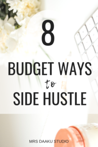 Side hustles and work from home job are a great way to make money online and extra cash. This post will tell you resources and work from home courses YOU NEED to start on the right footing