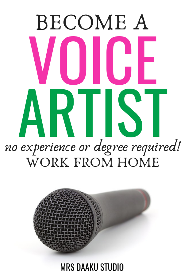 voice over jobs for beginners is possible. This post has EVERYTHING you need to know about voice over training, voice over jobs, skills, tips, what voice over equipment to use etc. So kickstart this side hustle in 2019 and earn a living - stay at home.
