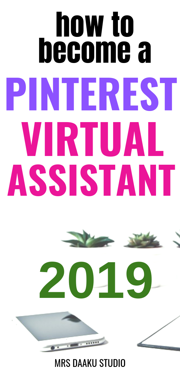 Are you looking for work from home jobs or ways to make money online? if yes, you can be a PINTEREST VIRTUAL ASSISTANT. It is the best online job for extra cash and for stay at home moms #workfromhomejobs #onlinejobs #SAHM #sidehustleideas