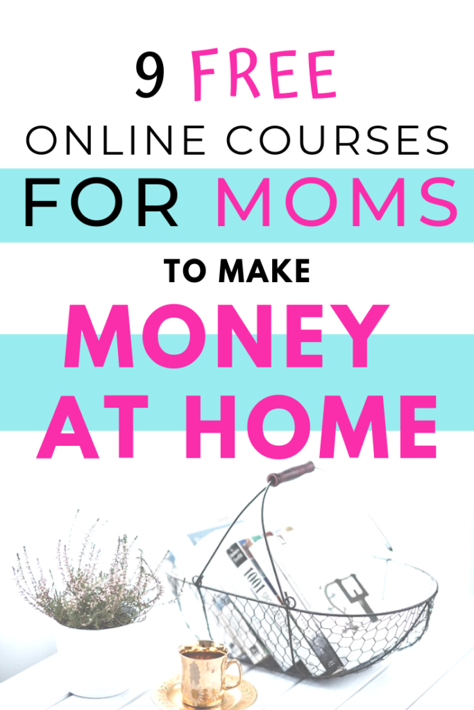 Online courses for housewives