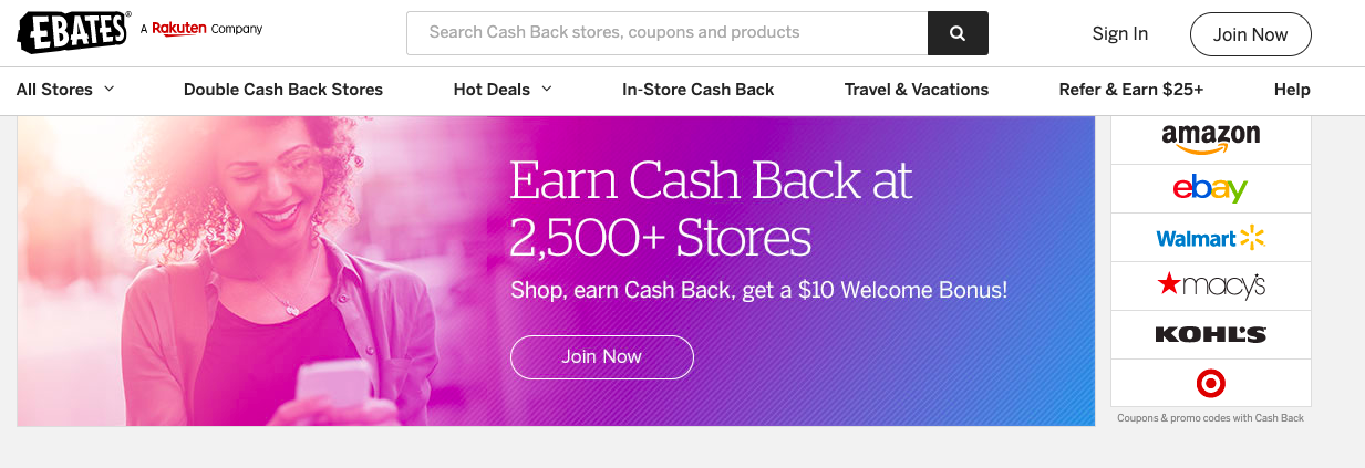 is there such a thing as free money ebates