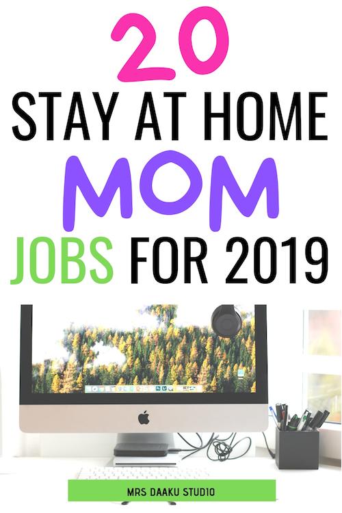 online jobs for moms