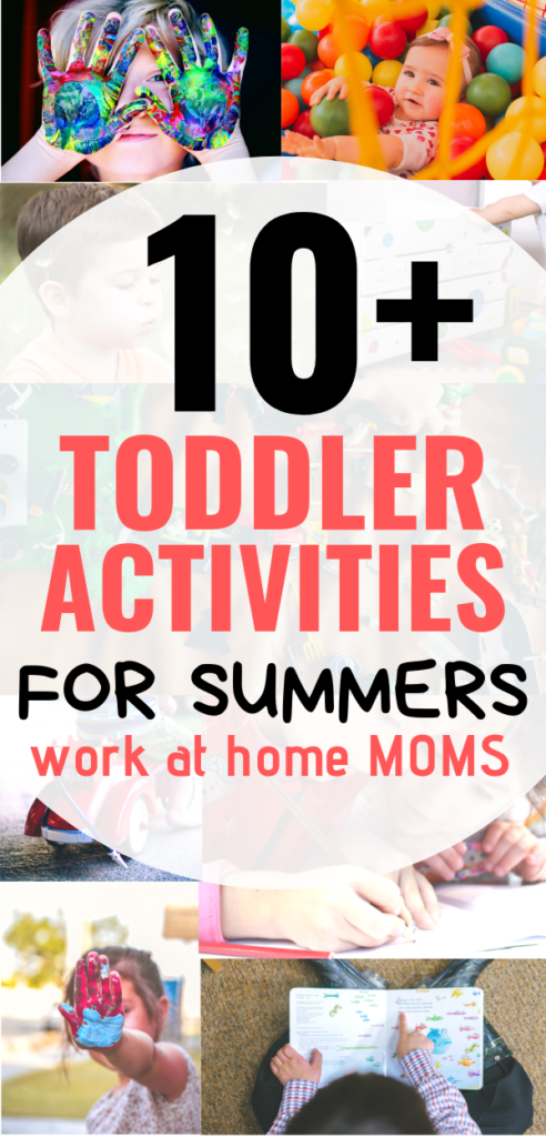 toddler activities to keep kids busy