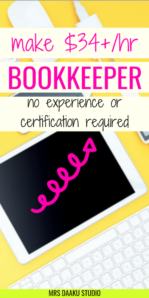 bookkeeping jobs from home