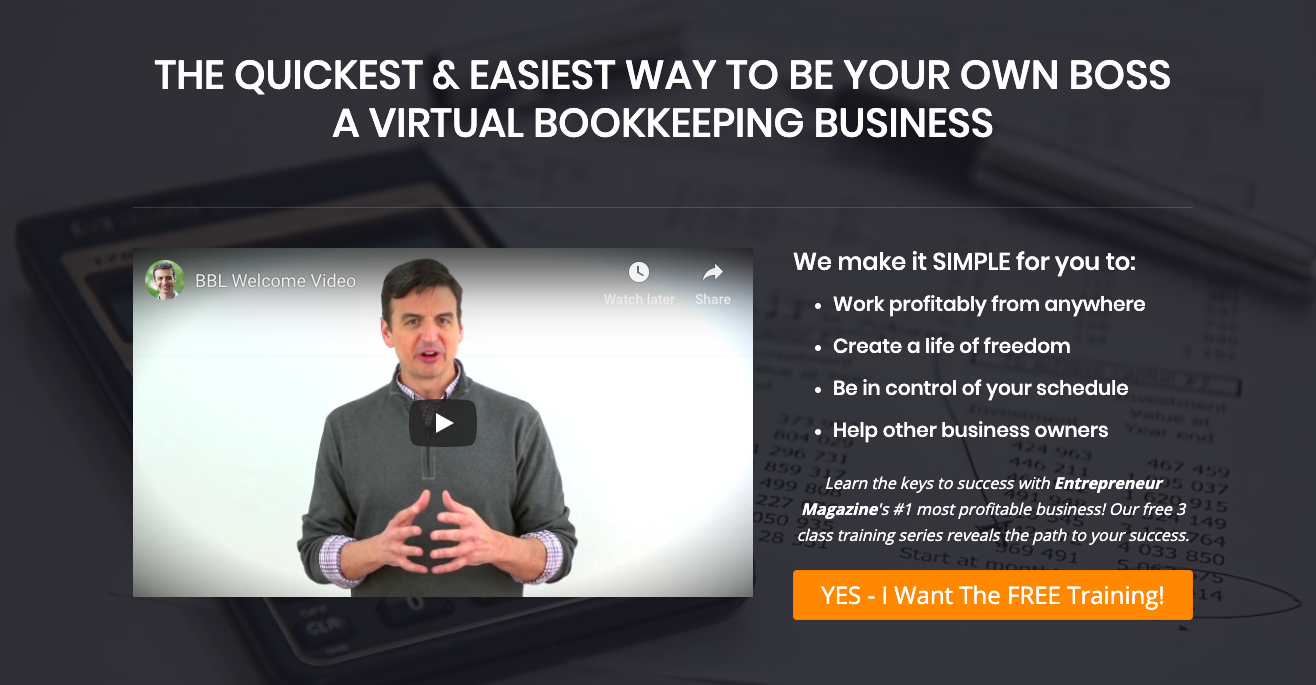 bookkeeper business launch reviews