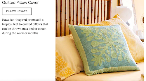 throw pillow craft that makes money