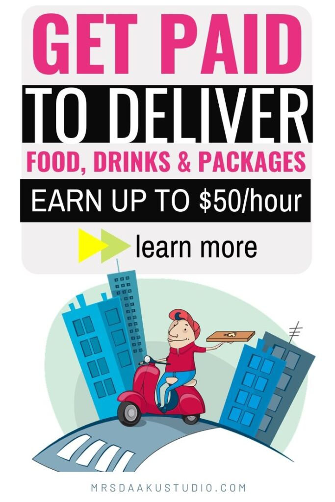 delivery jobs near you