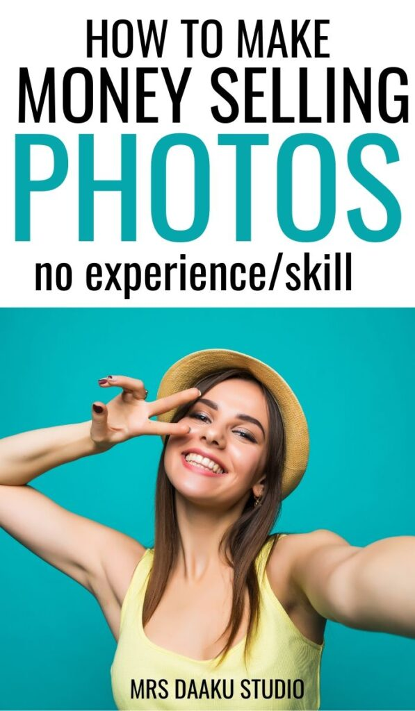 get paid for photos, selfies