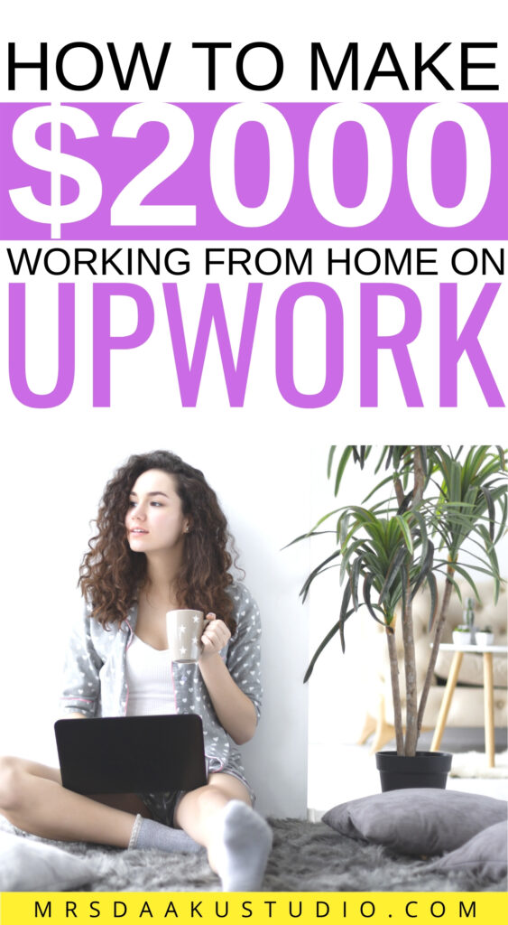 is upwork legit and how to make money on Upwork