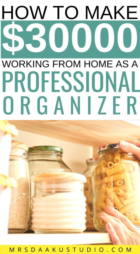 Become a professional organizer and start your own Business. Find Tips to professional organizer. How to become a professional organizer.
