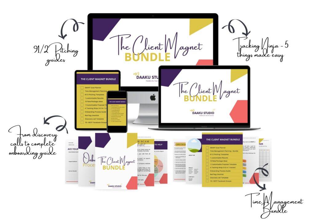 The client magnet bundle - main