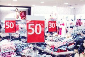 sale on clothes - mercari vs poshmark vs ebay