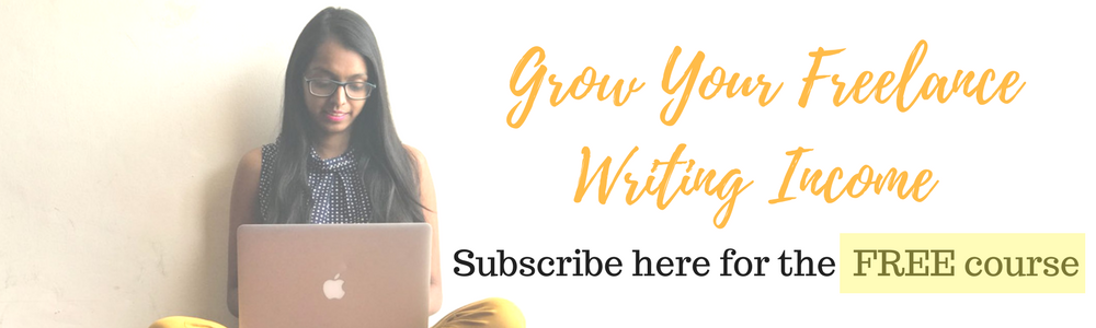 Grow your freelance writing income